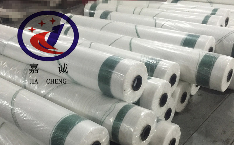 Export white bale netwrap